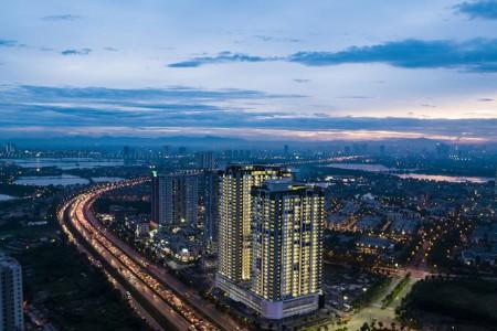Hạ tầng đô thị quận Hoàng Mai đổi mới thu hút mạnh đầu tư