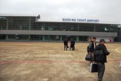 Lại thêm địa phương muốn có sân bay