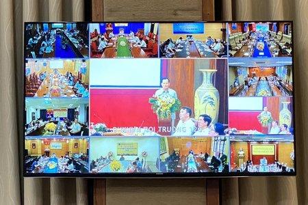 BHXH Việt Nam tập huấn nghiệp vụ thông tin, truyền thông năm 2021