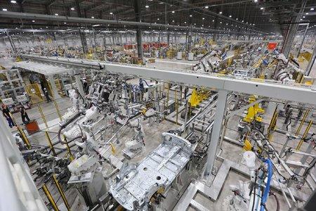 Vingroup triển khai tổ hợp nhà máy ô tô tại Hà Tĩnh