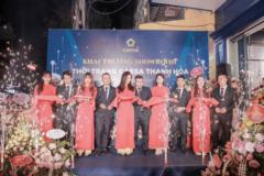 Công ty Thời trang Caesa chính thức khai trương showroom tại TP. Thanh Hoá
