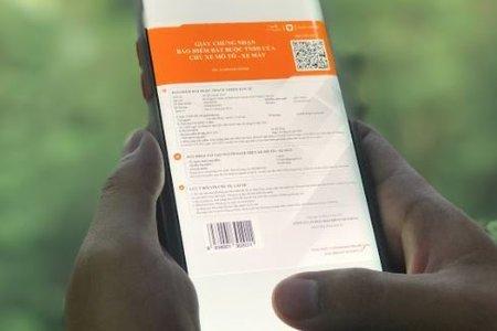 Sử dụng giấy chứng nhận bảo hiểm điện tử thế nào?