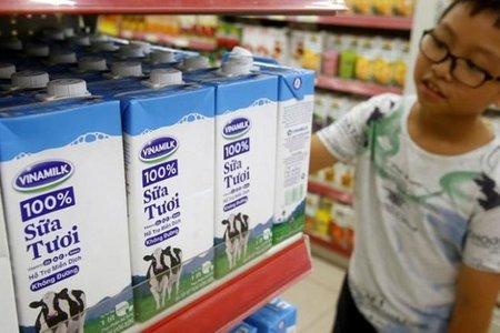 Vinamilk tăng sáu bậc trong Top 50 công ty sữa toàn cầu