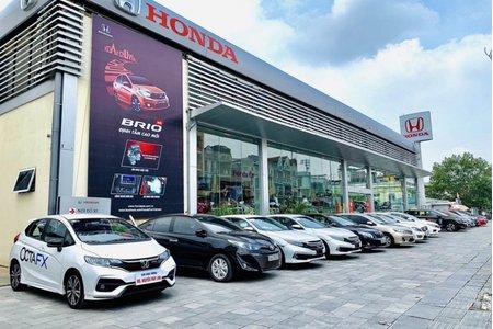 Honda Việt Nam triệu hồi hơn 27.000 xe ô tô do lỗi bơm nhiên liệu