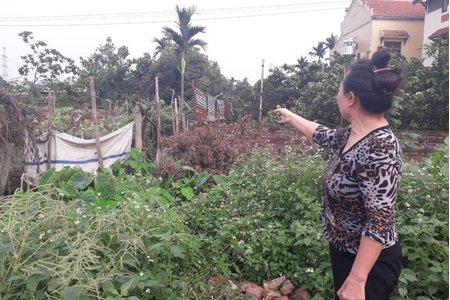 Chương Mỹ, Hà Nội: Dân bức xúc vì bị thu hồi đất không rõ ràng
