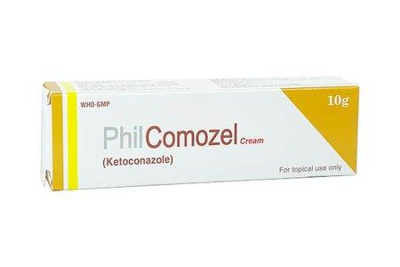 Thu hồi thuốc Philcomozel cream (Ketoconazol 200mg) không đạt tiêu chuẩn