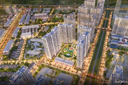 Tập đoàn Nhật rót vốn vào Vinhomes Smart City