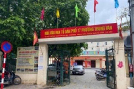 """UBND phường Trung Văn có """"tạo điều kiện"""" cho những công trình sai phép?"""
