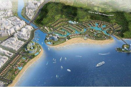 Khởi động dự án Khu đô thị sinh thái biển Đông Á Sầm Sơn