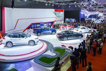 Doanh số bán ô tô toàn thị trường tăng mạnh so với cùng kỳ năm ngoái