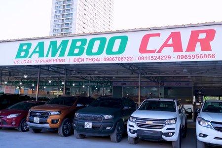 Xây dựng bãi xe không phép tại 17 Phạm Hùng