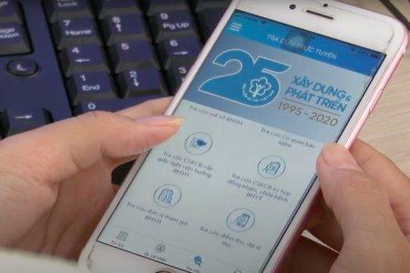 Được dùng hình ảnh thẻ bảo hiểm y tế trên app VssID thay thẻ giấy