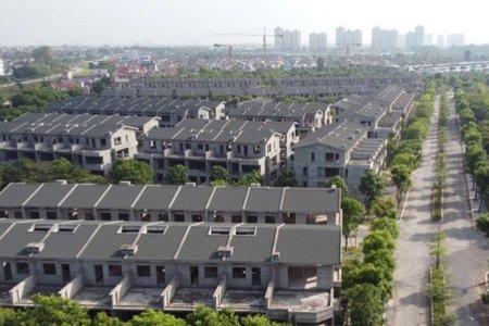 Hưng Yên: Khu biệt thự Sago Palm Garden xây chui cần nhà đầu tư