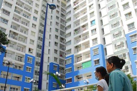 Bất chấp dịch COVID-19, thị trường chung cư vẫn khởi sắc