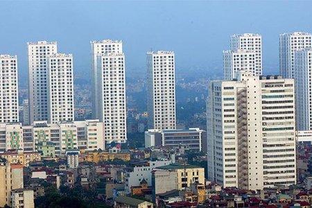 Hà Nội: Giá chung cư tiếp tục tăng
