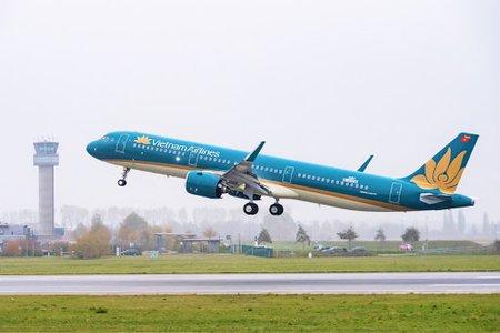 Cổ phiếu Vietnam Airlines bị MBS cắt giao dịch margin vì lỗ khủng