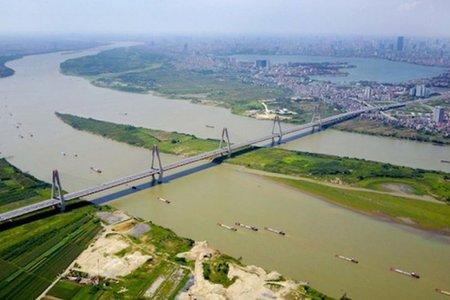 Hà Nội xin ý kiến Bộ NN&PTNN về quy hoạch phân khu đô thị sông Hồng