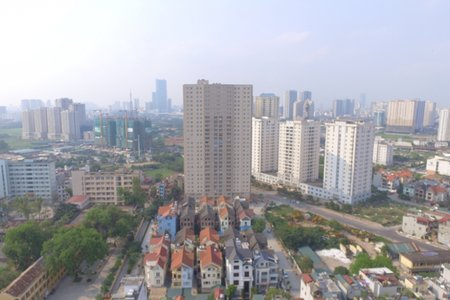 """Chung cư Intracom 1: Tự ý thay đổi thiết kế xây dựng, 11 căn hộ được """"mọc lên"""" để bán"""