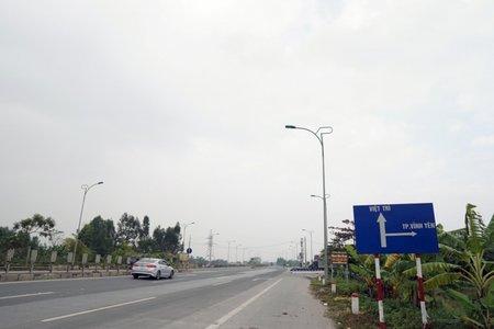 Đề xuất đầu tư mở rộng Quốc lộ 2 đoạn Vĩnh Yên - Việt Trì