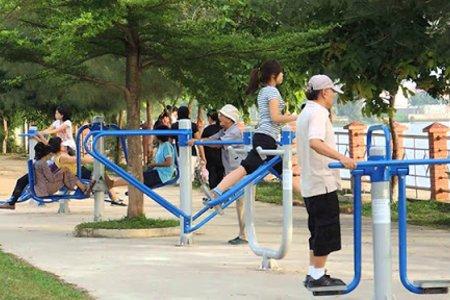 Hà Nội: Tạm dừng hoạt động thể dục, thể thao ngoài trời từ 18h ngày 8.7
