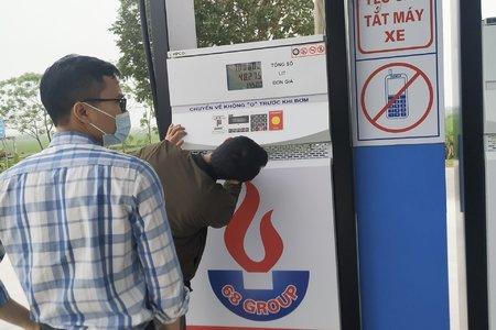 Có dấu hiệu sản xuất bán xăng giả, vì sao ở Ninh Bình chỉ phạt hành chính?
