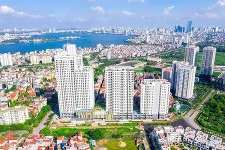 Nguồn cung nhà chung cư Hà Nội có xu hướng giảm trong quý II/2021