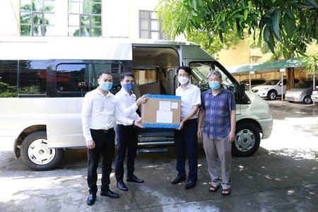 T&T Group hỗ trợ trên 180.000 bộ kit xét nghiệm nhanh COVID-19 giúp các địa phương phòng, chống dịch