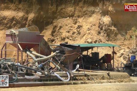 Đắk Lắk: Sông Krông Pắk đang bị Công ty Đoàn Kết tàn phá (Bài 1)