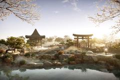 Cận cảnh tổ hợp Onsen 1.000 tỷ Trong Ecopark, Phát Triển Bởi 3 ''Ông Lớn'' Nhật Bản