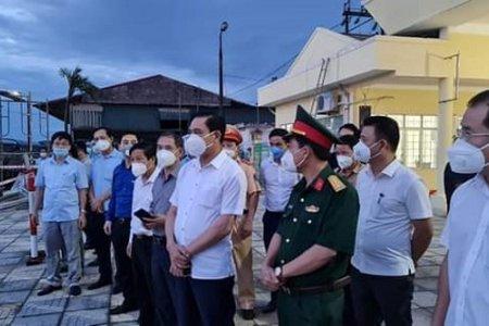 Hà Tĩnh đón 814 công dân từ TPHCM về quê an toàn