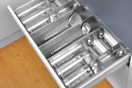 Khay chia thìa dĩa ngăn kéo INOXEN – Sản phẩm không thể thiếu trong nhà bếp của bạn