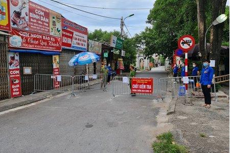 Hà Nội: Tiếp tục áp dụng chỉ thị 16, giãn cách xã hội đến ngày 6/9