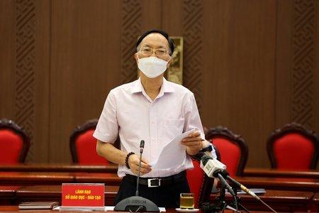 Hà Nội sẽ tổ chức khai giảng trực tuyến