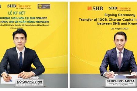 SHB sẽ chuyển nhượng 100% vốn tại SHB Finance cho đối tác ngoại