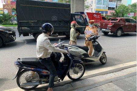Cách thức thủ tục cấp giấy đi đường theo quy định của Công an Hà Nội