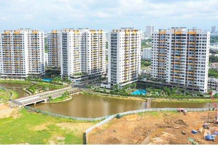 Giá nhà chung cư vẫn không hạ nhiệt bất chấp Covid-19