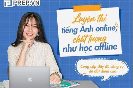 Ra mắt nền tảng luyện thi tiếng Anh online toàn diện mùa dịch