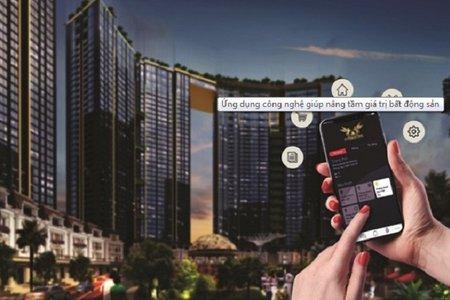 Ứng dụng công nghệ số giúp doanh nghiệp bất động sản thích ứng với dịch Covid-19