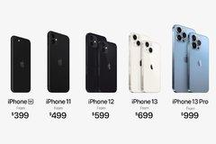 Apple ra mắt iphone 13 Seris có gì nổi bật so với thế hệ tiền nhiệm?