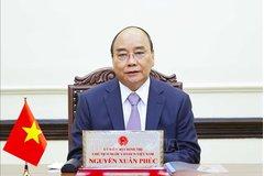 Chủ tịch nước Nguyễn Xuân Phúc gửi thư tới cử tri TP.HCM