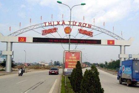 Bắc Ninh: Thị xã Từ Sơn chuẩn bị lên Thành phố