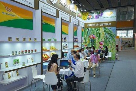 Hội chợ Hoa quả Quảng Châu 2021: Doanh nghiệp Việt tham gia theo mô hình ''Triển lãm từ xa''