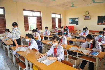 23 tỉnh, thành phố cho học sinh đến trường học bình thường
